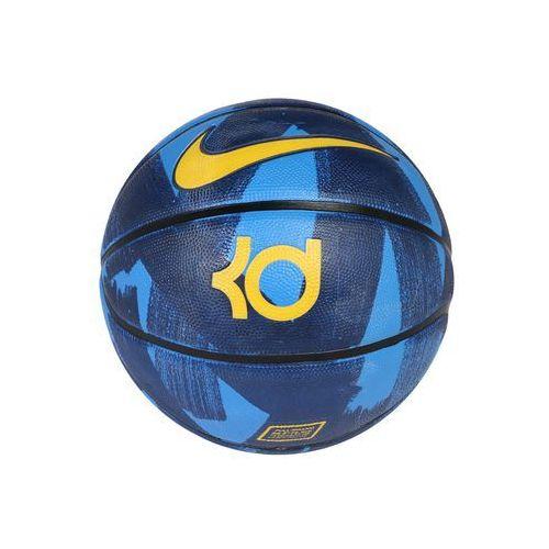 Nike Performance PLAYGROUND Piłka do koszykówki photo blue/black/binary blue/amarillo, 9017/12