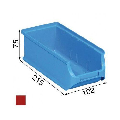 Warsztatowe pojemniki z tworzywa sztucznego - 102 x 215 x 75 mm (4005187562316)