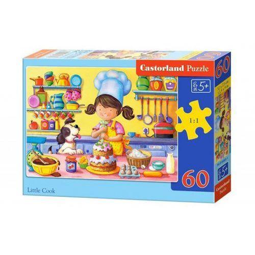 60 elementów mała kucharka wyprodukowany przez Castor