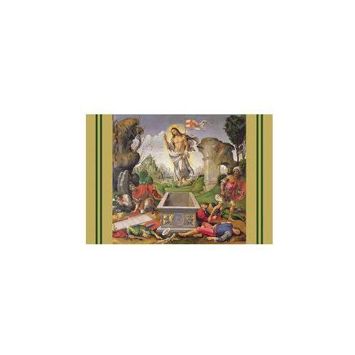 Karnet z kopertą wielkanoc 12, marki Edycja św. pawła