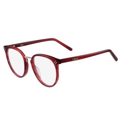 Okulary korekcyjne ce 2690 606 marki Chloe