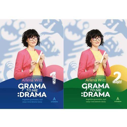 Grama to nie drama cz.1 i 2 (9788394871222) - OKAZJE