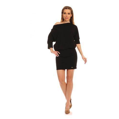 Lemoniade Amira czarny sukienka