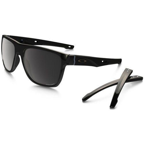 Oakley Crossrange XL Okulary rowerowe czarny 2018 Okulary przeciwsłoneczne (0888392268778)