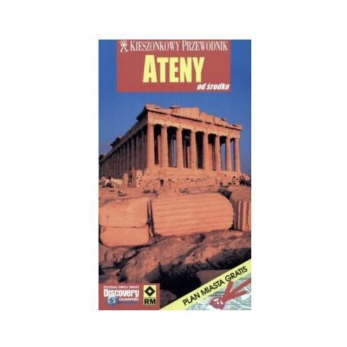 Kieszonkowy przewodnik Ateny od środka (9788372432933)
