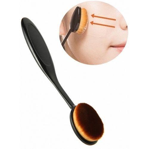 Szczoteczka pędzel oval do nakładania podkładu wyprodukowany przez Beauty tools