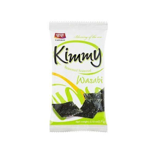 Dongwon Algi nori snack o smaku wasabi 2,7 g  (0883298617958)