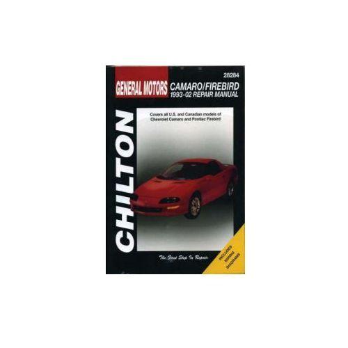 General Motors Camaro i Firebird 1993 - 2002 (9781563925597)