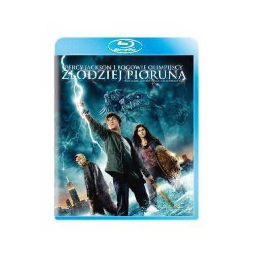 Percy Jackson i bogowie olimpijscy: Złodziej pioruna (Blu-Ray) - Chris Columbus (5903570065927)