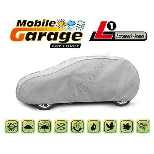 Toyota Auris I II 06-13, od 2013 Pokrowiec na samochód Plandeka Mobile Garage, 34246
