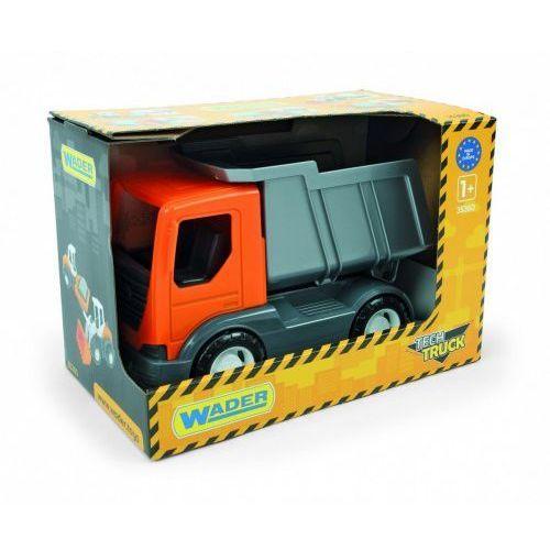 Wader wywrotka 23 cm tech truck pudełko (5902002072571)
