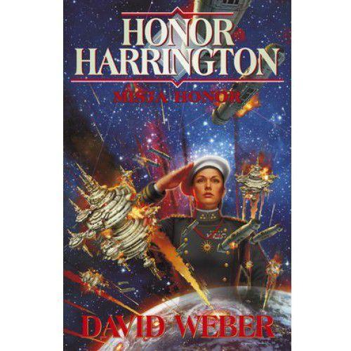 Honor Harrington. Tom 20. Misja Honor (576 str.)