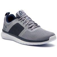 Reebok Buty - pt prime runner fc cn7456 cool sha/grey/navy/wht/bl