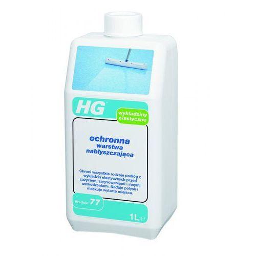 Środek Błyszczące wykładziny elastyczne 1L HG
