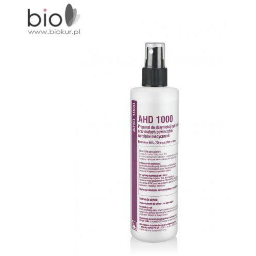 AHD 1000 - Alkoholowy płyn do dezynfekcji rąk i skóry oraz małych powierzchni wyrobów medycznych – 250 ml