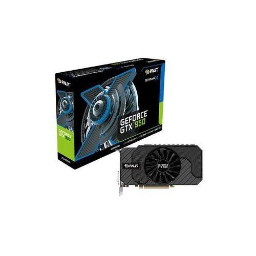 Palit GTX950 STORMX 2GB DDR5 128BIT 2DVI/HDMI/DP BOX, kup u jednego z partnerów