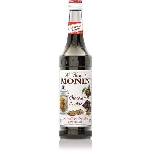 Syrop CIASTKO CZEKOLADOWE Chocolate Cookie Monin 700ml z kategorii Napoje, wody, soki