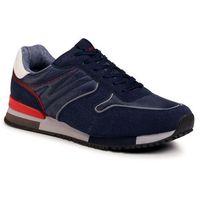 Sneakersy LANETTI - MF19023-1 Cobalt Blue, w 6 rozmiarach