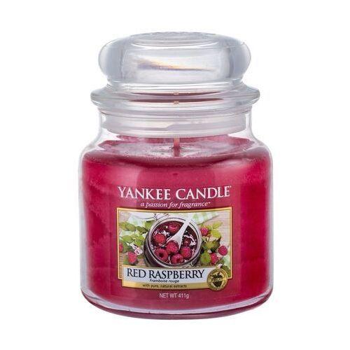 Yankee home Świeca yankee słoik średni red raspberry - yssrr (5038580061925)