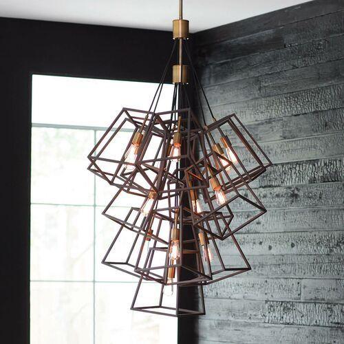 Lampa wisząca FULTON 7P HK/FULTON/7P - Elstead Lighting - Rabat w koszyku (5024005288411)