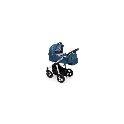 Wózek wielofunkcyjny lupo comfort  (turquoise) marki Baby design