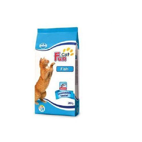 fun cat fish karma dla kotów ryba 20kg marki Farmina