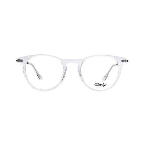 Okulary korekcyjne tiger 04 marki Woodys barcelona