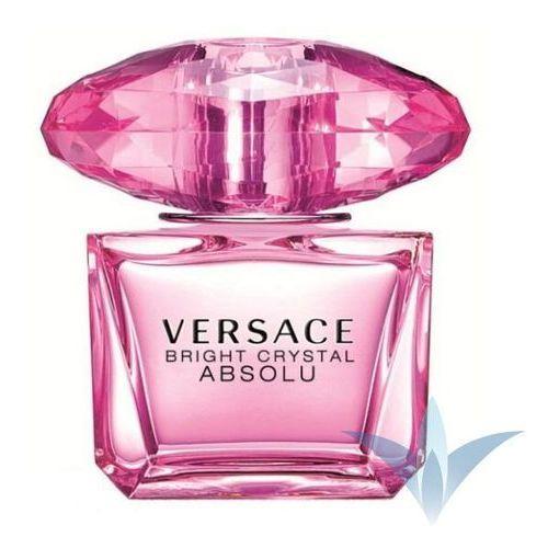 Versace  bright crystal absolu woda perfumowana 90 ml - tester