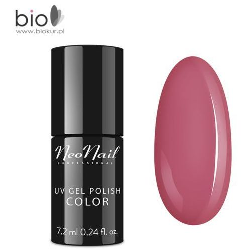 Lakier Hybrydowy UV NeoNail - Rosy Memory - 7,2 ml, 5903274040961