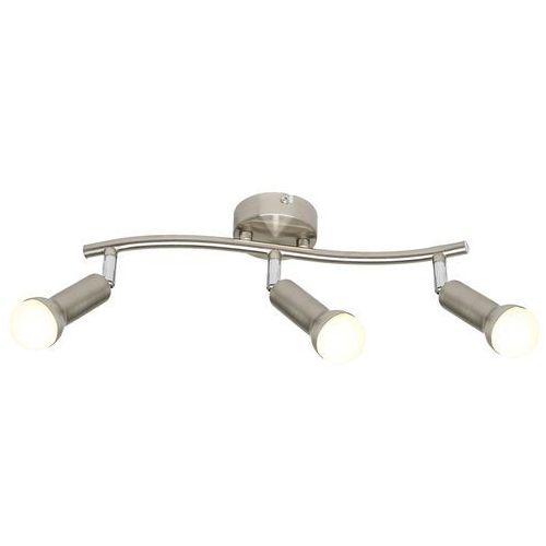 arc 93-63465 lampa punktowa 3x40w e14 nikiel mat marki Candellux