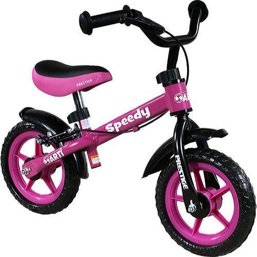 Rowerek biegowy  speedy m /różowy/ marki Arti