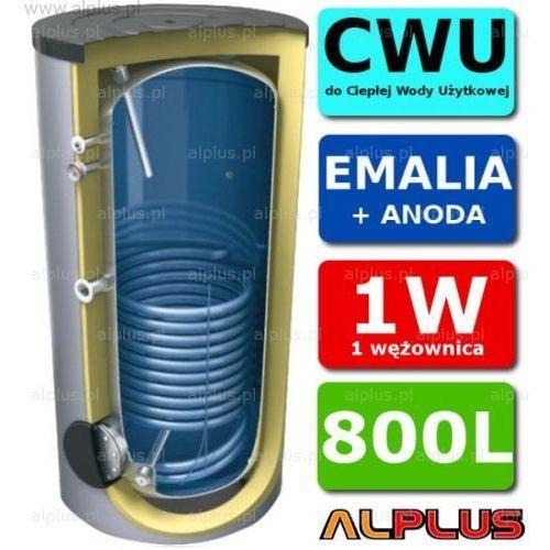 Lemet Zasobnik 800l 1xwęż 1w zbiornik bojler +anoda