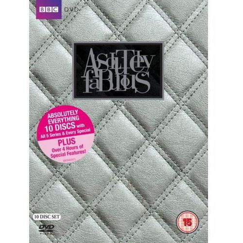 Absolutely Fabulous - Absolutely Everything (5051561029738)