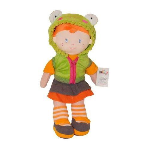 Lalka Sweet Girl 38 cm zielona kamizelka
