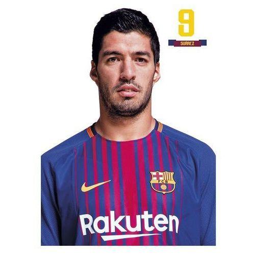 Kartka pocztowa Suarez FC Barcelona
