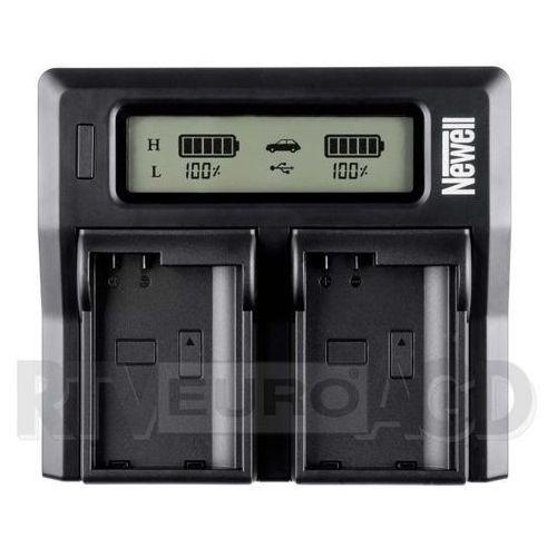 Newell  ładowarka lcd dual charger do dmw-blf19e