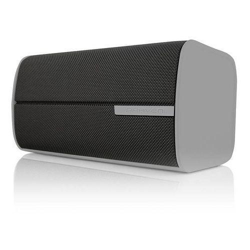 Braven 2200m HD - Bezprzewodowy głośnik stereo 2.0 + Power Bank 8800 mAh (Grafitowy)