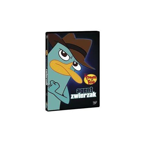 Fineasz i Ferb. Agent zwierzak [DVD] (7321917502139)
