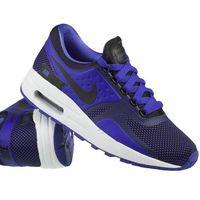 Nike Sportswear AIR MAX ESSENTIAL Tenisówki i Trampki black/paramount blue/binary bluewhite, 881224