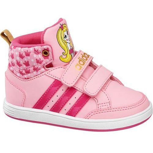 buty dziecięce Adidias Hoops Cmf Mid Inf