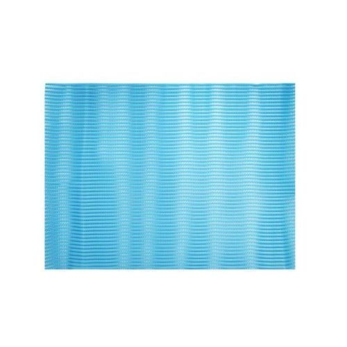 Sepio Mata łazienkowa aqua 65x50 niebieski