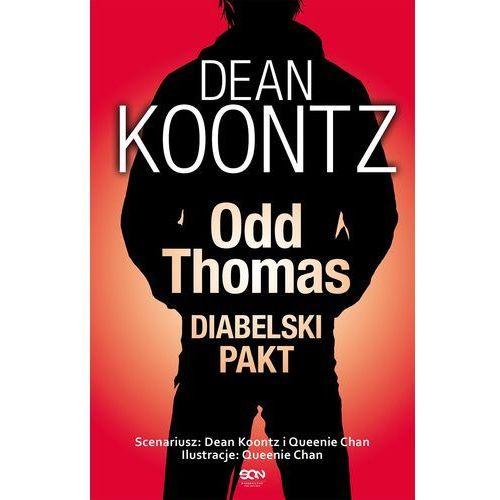 Odd Thomas Diabelski pakt, książka z kategorii Kryminał, sensacja, przygoda