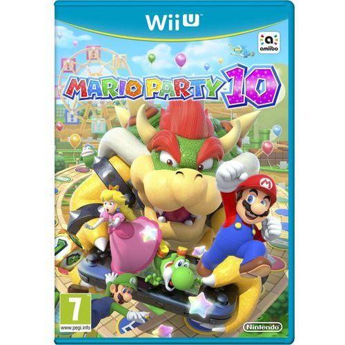 OKAZJA - Mario Party 10 (Wii U)