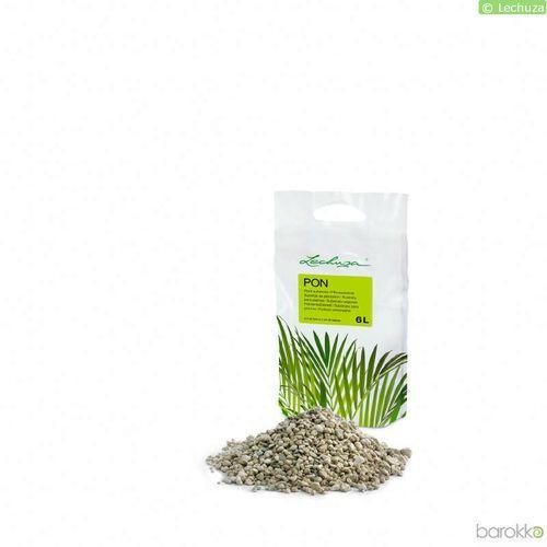 Granulat do roślin Lechuza Pon, 6,00 litrów - 6 litrów (4008789197900)