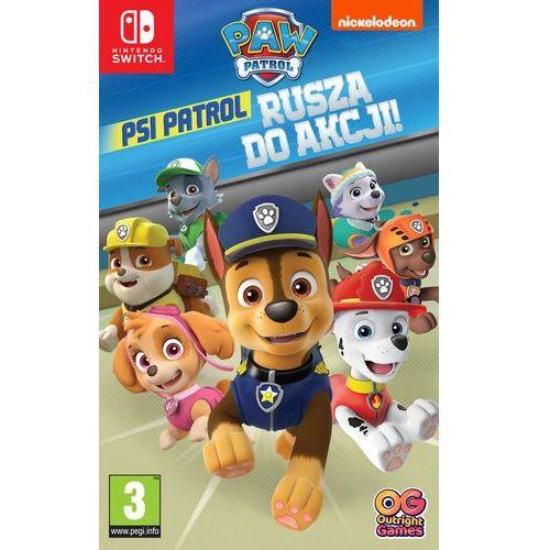 Gra Nintendo Switch Psi Patrol: Rusza do akcji!