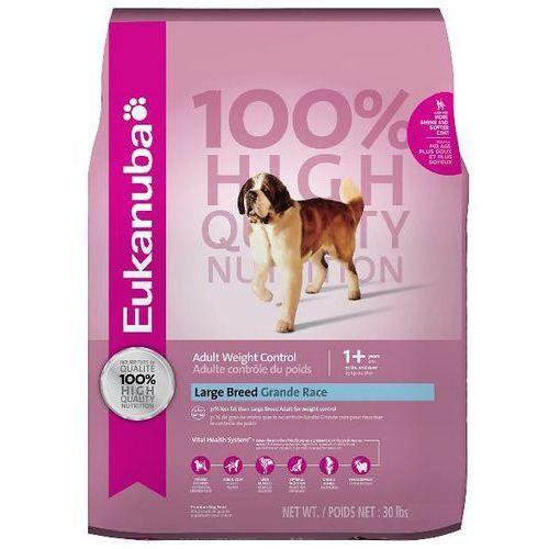 Eukanuba adult large breed light weight control karma dla psów dużych ras