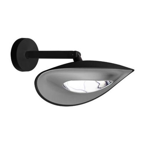 Ogrzewacz infrared ścienny czarno-szary marki Phormalab