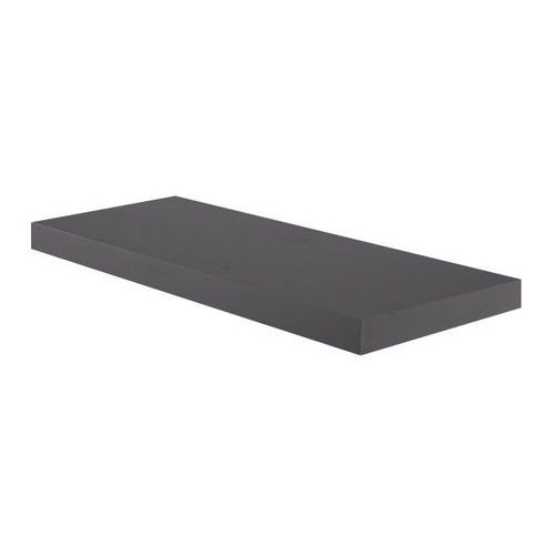 Półka dekoracyjna Form Rigga 18 x 190 x 600 mm czarna, TS12