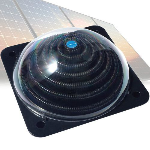 KULA solarna do ogrzewania wody do 7.000l w 24H! dobrebaseny