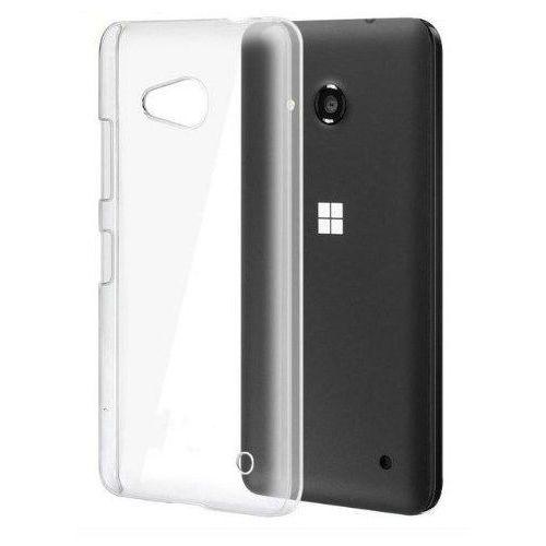 Obudowa Ultra Slim Microsoft Lumia 550 Przezroczysta